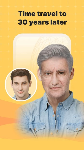 Test Master - Face Aging Scanner, Grown Up, Palm Android App Screenshot