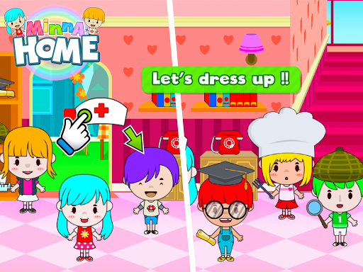 Minna Home Sweet Pretend Playground 1.1.1 Screenshots 14