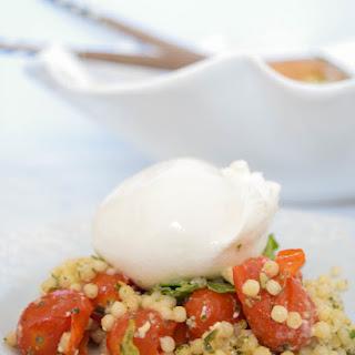 Pesto Pearl Couscous