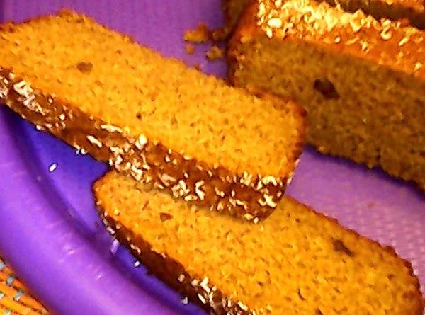Coconut Flour Quick Bread Recipe
