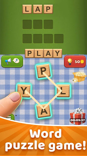 Word Sauce: Free Word Connect Puzzle screenshot 1