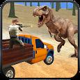 Safari 4x4 Jeep Dino Hunting SIM 2017