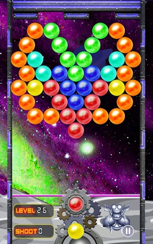 android Blaze Bubble Shooter Screenshot 5