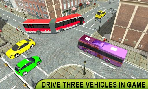 Metro Bus Game : Bus Simulator 1.4 screenshots 5