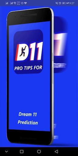Dream11 Pro Cricket,Kabaddi,Hockey Predictions 2.0 screenshots 1