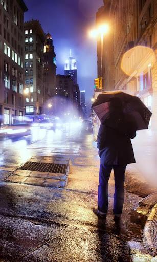 雨ニューヨーク lwp