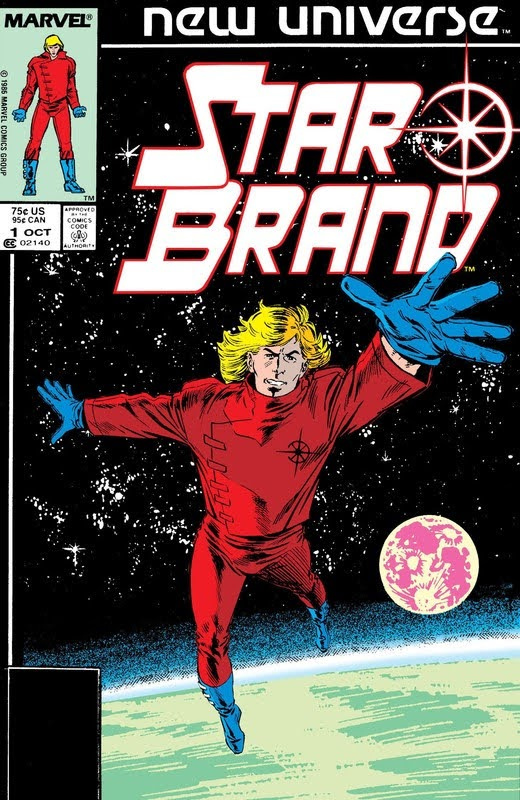 Star Brand (1986) - complete