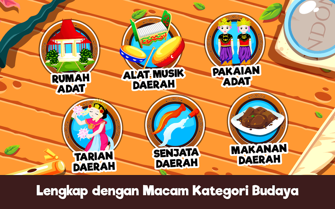 Download Marbel Belajar Budaya Nusantara For Android
