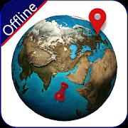 Maps Offline HD & 3D Atlas World Maps