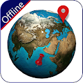 Maps Offline HD & 3D Atlas World Maps APK