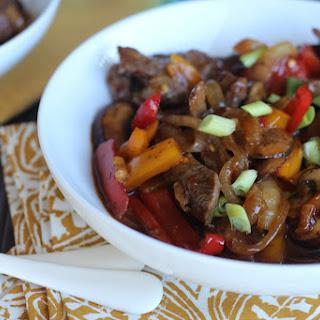 Teriyaki Beef Stir Fry
