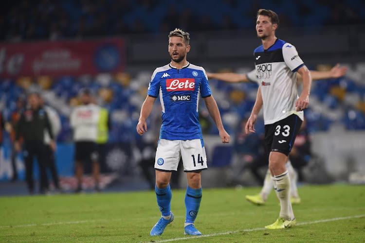 Dries Mertens va-t-il changer de crèmerie en Serie A ?