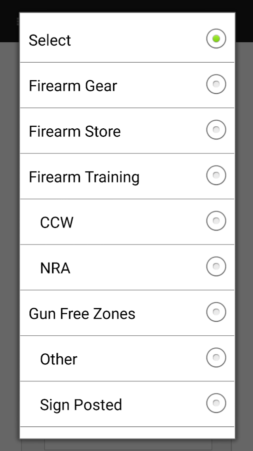 Concealed Carry Gun Tools- screenshot