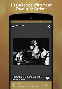 Gold Radio App- screenshot thumbnail