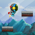 Rocket Man Action Runner icon