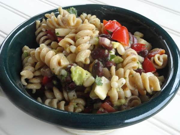 Millie's Holy Guacamole Pasta Salad