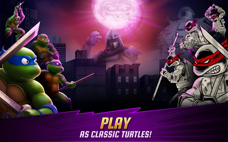 Hack Game Ninja Turtles Legends