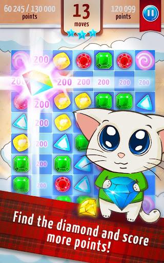 玩解謎App ジュエルマニア - マッチ3免費 APP試玩