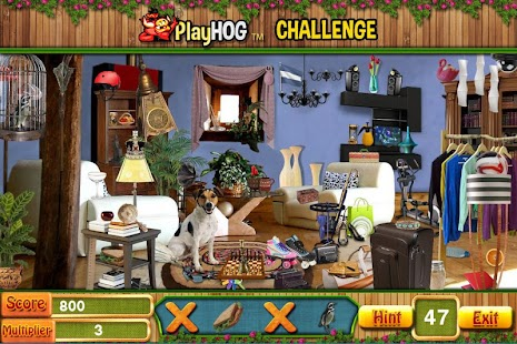 Challenge #225 House Mix Free Hidden Objects Games - náhled