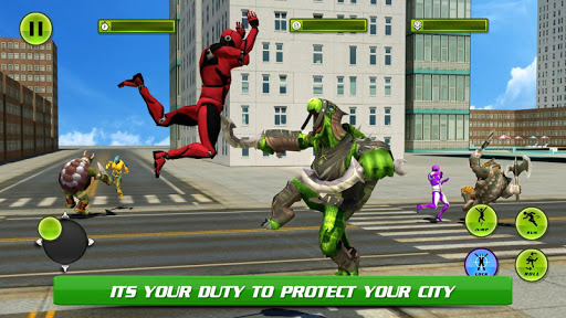 Bayangan Ninja Pahlawan Pejuang Penyu 1.1.1 screenshots 2