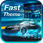 Launcher Theme 2018 Speed Car