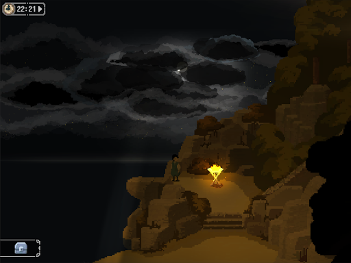 The Witch's Isle - screenshot