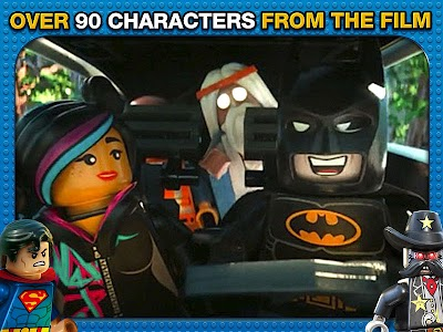 The LEGO ® Movie Video Game screenshot 6