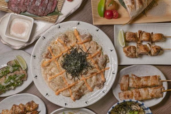 台北東區美食 新串 NewTrend 居酒屋 | 下班後的微醺時光,新鮮食材、高水準烤物、獨家調酒,令人沉醉的現代日式風格