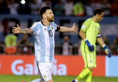 """Grosse suspension pour Messi après avoir insulté l'arbitre : """"Put** de .."""""""