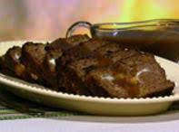 Antoinette Lordo's Melt in Your Mouth Meatloaf