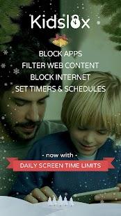 Kidslox Parental Controls - náhled