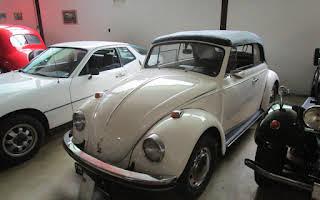 Volkswagen Käfer Cabrio (weiß) Rent Niederösterreich