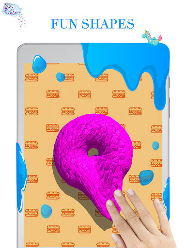 Slime Simulator Games apkpoly screenshots 9