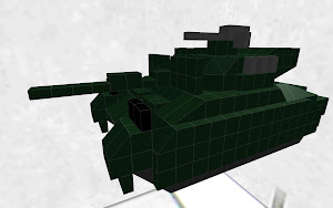 PMF Tank body old type2A2