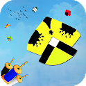 Kite Master 3D: Online Basant Battle icon