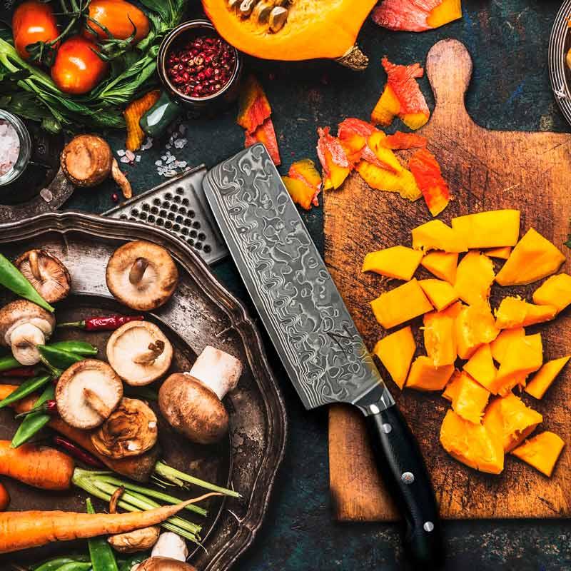 The Nakiri Knife (Executive-Plus Series)