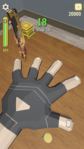 Knife Game 1.0 screenshots 5