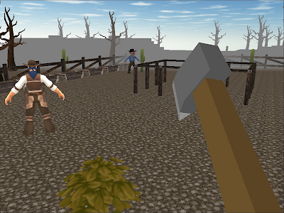 Wild West Western Craft screenshot 1
