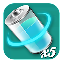 Battery Saver x5 -Power Doctor icon