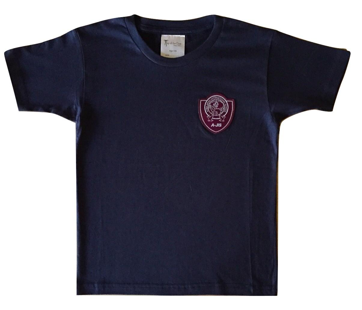 AJIS PE T shirt blue.jpg