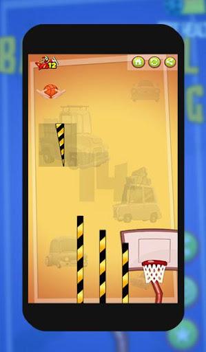 Basketball Fling