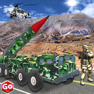 Extreme Army Missile Cargo for PC and MAC