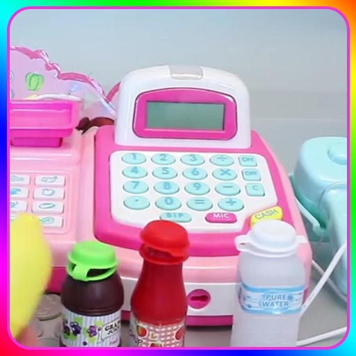Cashier Toys For Kids