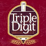 Logo of Triple Digit Chickow! Hazel Nut Double