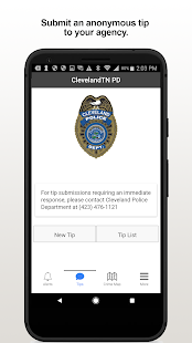 ClevelandTN PD- screenshot thumbnail