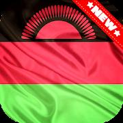 Malawi Flag Wallpaper