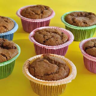 One Bowl Healthy Halva Vegan Muffins Recipe
