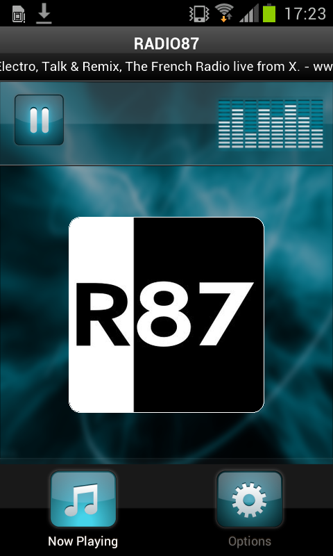 RADIO87- screenshot