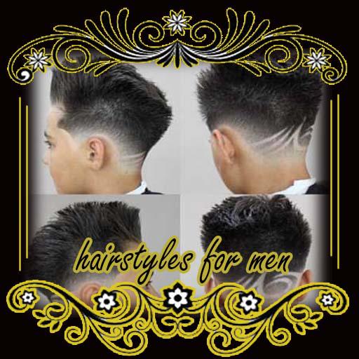 男性のためのヘアスタイル 生活 LOGO-玩APPs