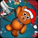 Bear Santa Macine icon
